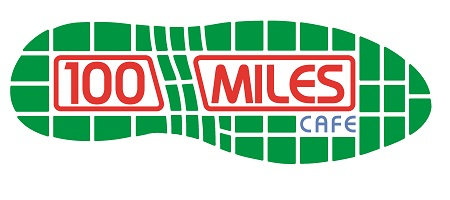 100 Miles Cafe - Web