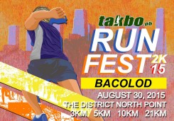Runfest 2015 @ Bacolod – August 30
