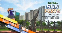 Runfest 2015 @ BGC – July 12