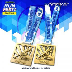 IG - Runfest BCD 5K-10K Medal