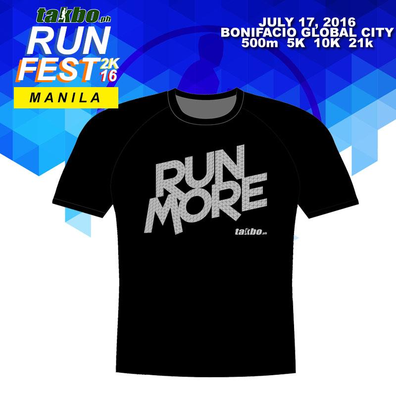 Runfest 2016 - IG FShirt