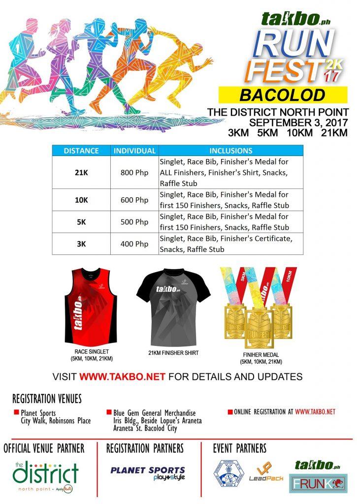 Runfest BCD 2017 Poster