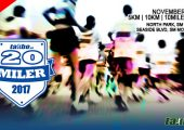 Takbo.ph 20 Miler 2017 @ SM MoA – November 19